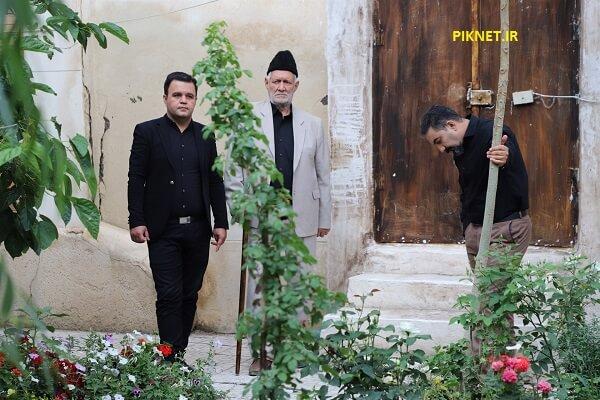 داستان سریال خانه آقاجان