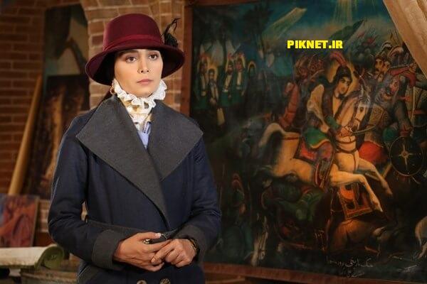 دیبا زاهدی در سریال بوم و بانو