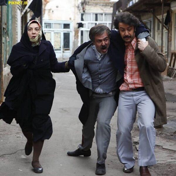 عمار تفتی در سریال جلال