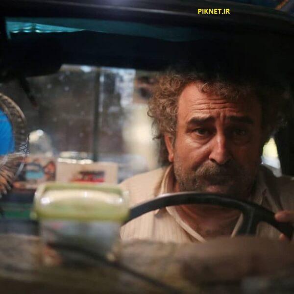مهران احمدی در فیلم وانتافه