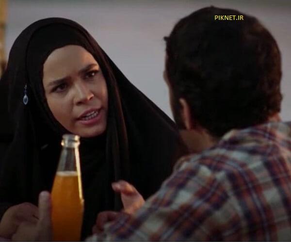 ملیکا شریفی نیا در سریال نجلا