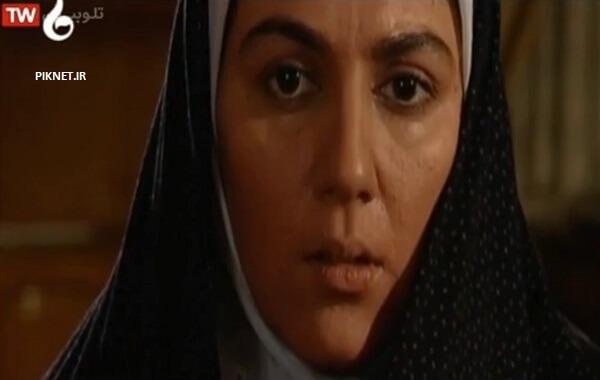 ستاره اسکندری در نمایی از فیلم زیارت