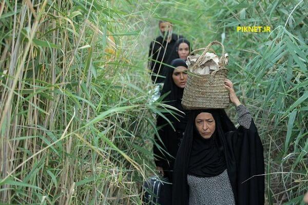 آزیتا حاجیان در لباس عمه خانم