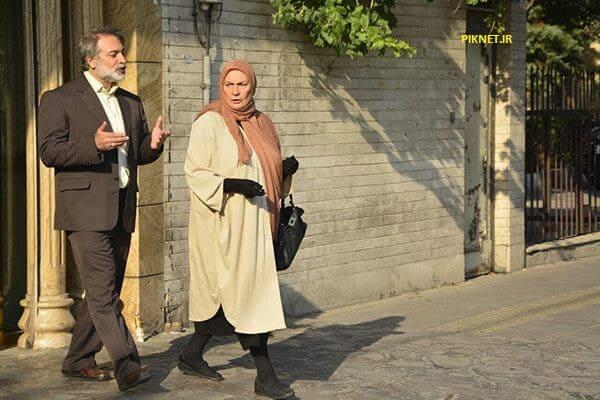 بازیگران سریال چادر گلدار