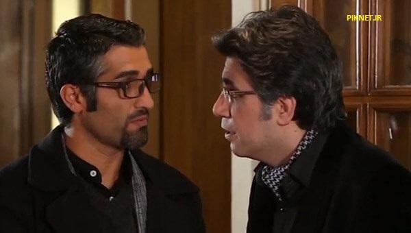 رضا رشیدپور و پژمان جمشیدی