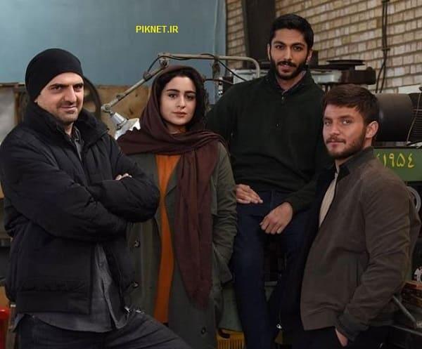 بازیگران فصل سوم سریال از سرنوشت 3