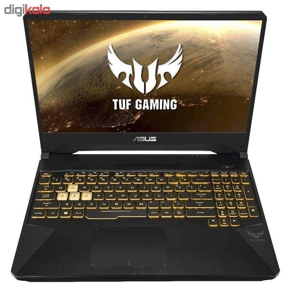 لپ تاپ 15 اینچی ایسوس مدل TUF FX505DT - A