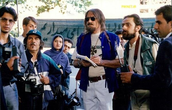 بازیگران فیلم اسپاگتی در 8 دقیقه