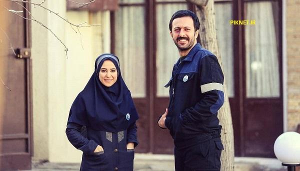 حسام محمودی در سریال دلدار