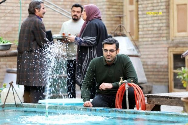 بازیگر نقش جواد جوادی در سریال «بچه مهندس 4» مشخص شد