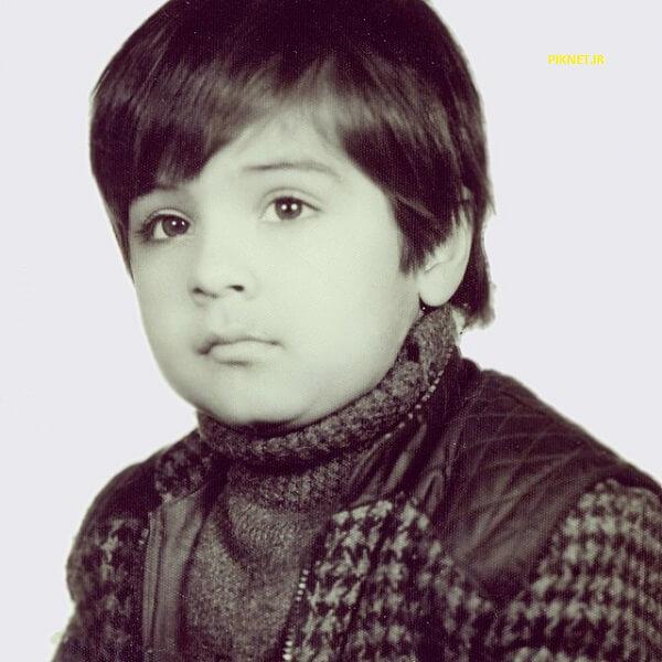 عکس دوران کودکی سامرند معروفی