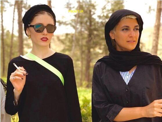 فرشته حسینی در سریال قورباغه