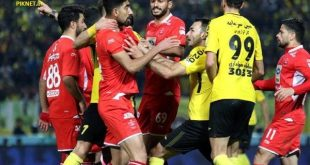 ساعت و نتیجه بازی امروز پرسپولیس و سپاهان از هفته هفتم لیگ برتر فوتبال