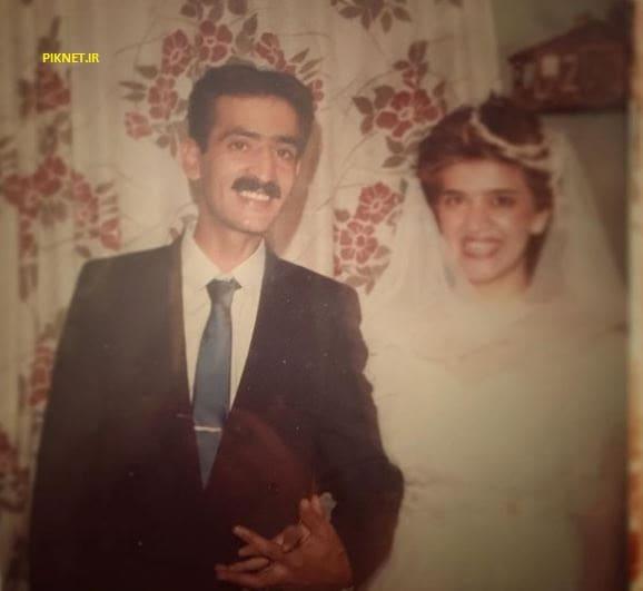 پدر و مادر پردیس احمدیه