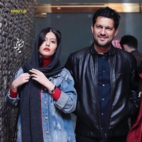 پردیس احمدیه و حامد بهداد