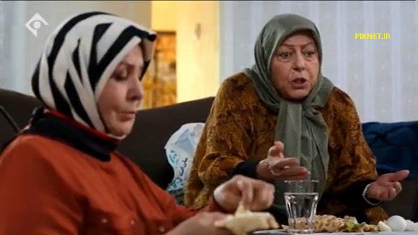 بازیگران فیلم بیا از گذشته حرف بزنیم - تهران