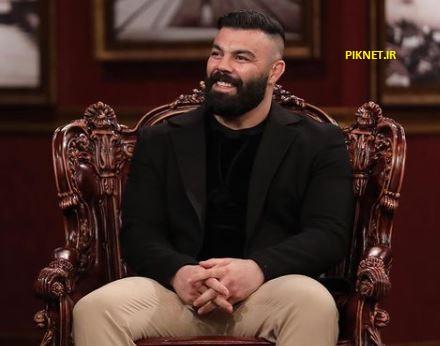 امیر علی اکبری در برنامه دورهمی