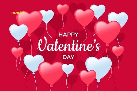 متن و پیام تبریک روز ولنتاین + جملات عاشقانه ولنتاین