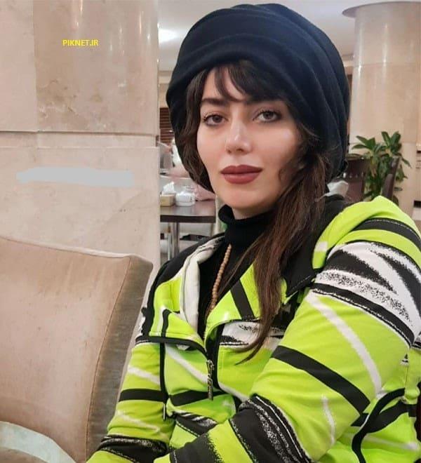 هدیه بازوبند بازیگر سریال نون خ 3