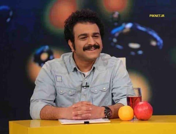 جواد خواجوی بازیگر سریال نوروز رنگی