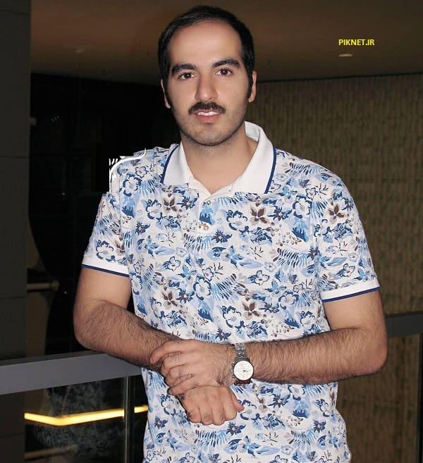 پاشا جمالی بازیگر سریال نون خ 3