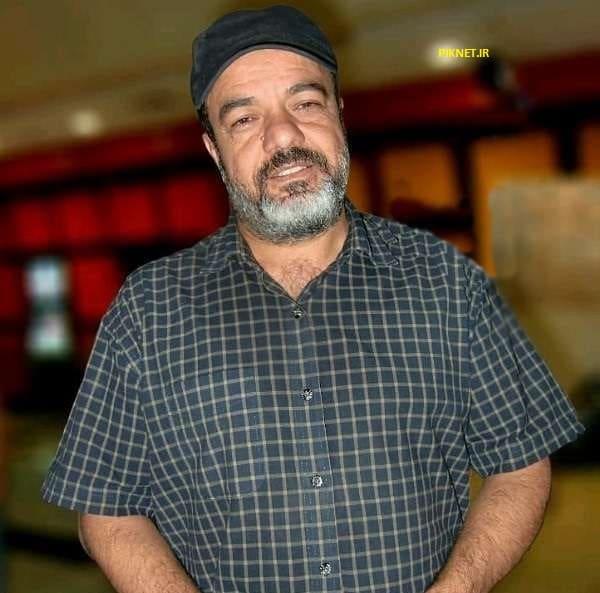 سعید آقاخانی کارگردان و بازیگر سریال نون خ 3