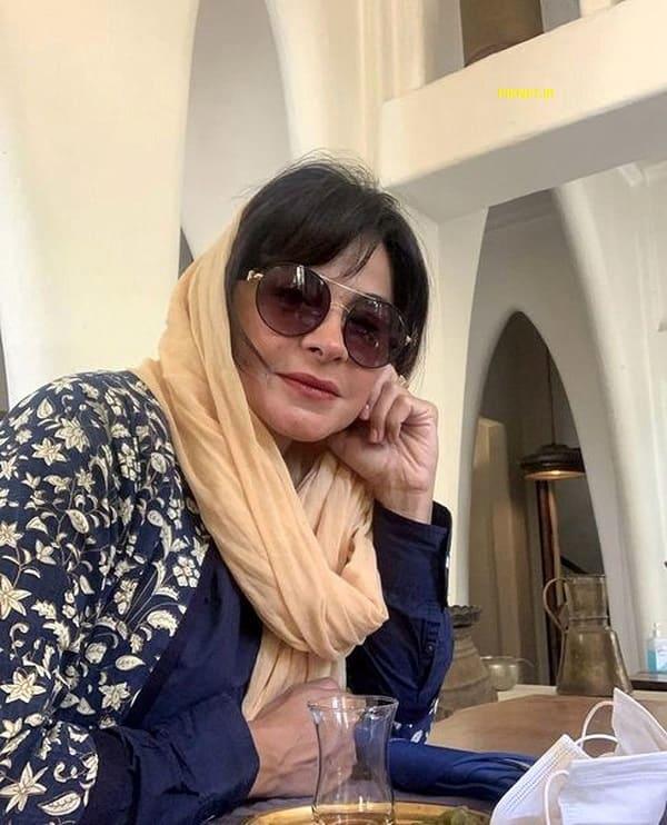 سیما تیرانداز بازیگر سریال دراکولا