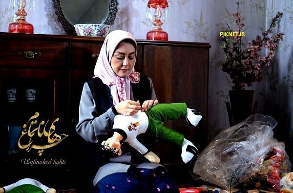 اسامی بازیگران و خلاصه داستان فیلم چراغ های ناتمام