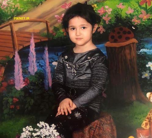 عکس دوران کودکی یاس نوروزی