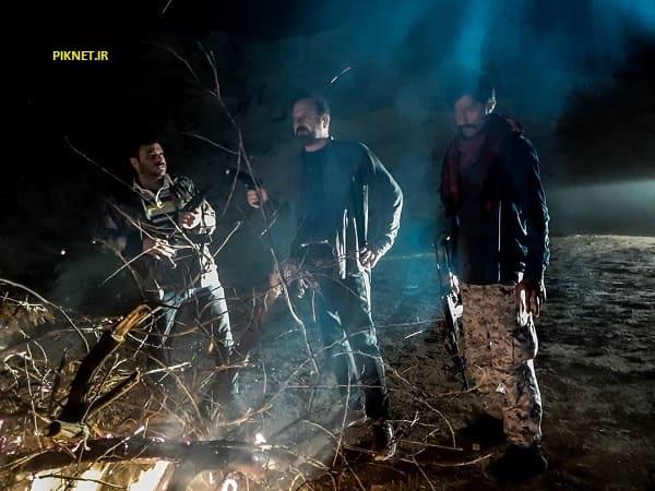 فیلم آتش باران مسعود تکاور