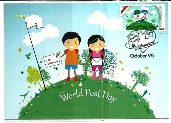متن تبریک روز جهانی پست