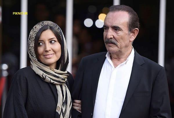 بیوک میرزایی و دخترش